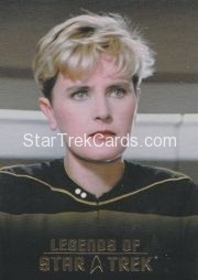 The Legends of Star Trek Trading Cards 2015 Exansion Set Tasha Yar L2