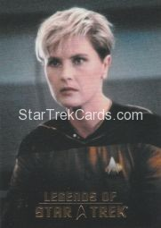 The Legends of Star Trek Trading Cards 2015 Exansion Set Tasha Yar L5