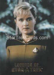 The Legends of Star Trek Trading Cards 2015 Exansion Set Tasha Yar L6