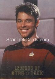 The Legends of Star Trek William T Riker L1