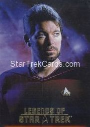 The Legends of Star Trek William T Riker L2