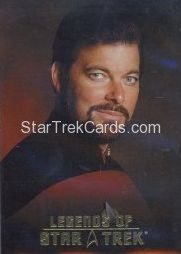 The Legends of Star Trek William T Riker L3
