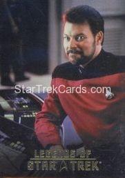 The Legends of Star Trek William T Riker L6