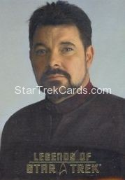 The Legends of Star Trek William T Riker L7