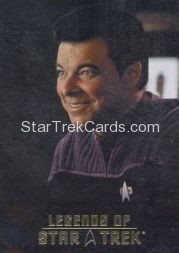 The Legends of Star Trek William T Riker L8