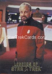 The Legends of Star Trek William T Riker L9