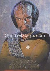 The Legends of Star Trek Worf L1