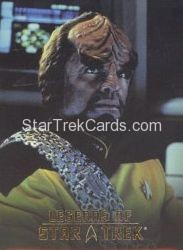 The Legends of Star Trek Worf L2