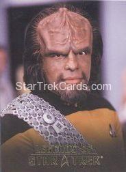 The Legends of Star Trek Worf L3