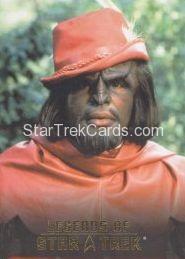 The Legends of Star Trek Worf L5