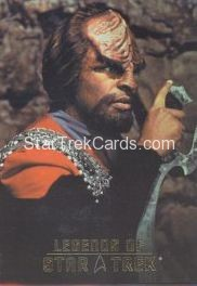 The Legends of Star Trek Worf L6