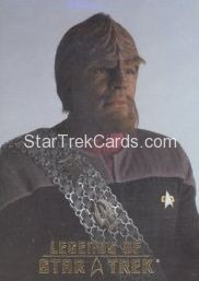 The Legends of Star Trek Worf L7
