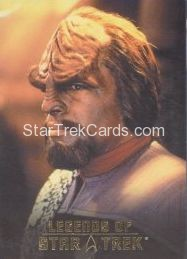 The Legends of Star Trek Worf L8