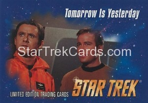 Star Trek Video Card 21