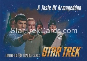 Star Trek Video Card 23