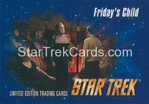 Star Trek Video Card 32