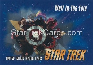 Star Trek Video Card 36