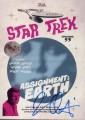 Star Trek The Original Series Portfolio Prints Parallel Blue JOA56