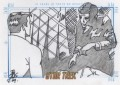 Star Trek The Original Series Portfolio Prints Sketch Is There No Truth in Beauty