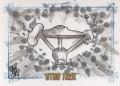 Star Trek The Original Series Portfolio Prints Sketch The Doomsday Machine