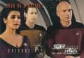 Star Trek The Next Generation Season Two Trading Card 150