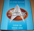 Star Trek The Next Generation Season Two Trading Card Binder