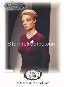 Women of Star Trek Extension Trading Card G1
