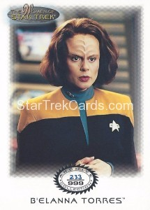 Women of Star Trek Extension Trading Card G3