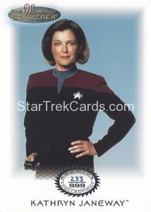 Women of Star Trek Extension Trading Card G4