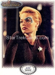Women of Star Trek Extension Trading Card G5