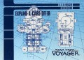 Star Trek Voyager Season One Series One Trading Card X 3