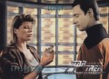 Star Trek The Next Generation Season Four Trading Card 338