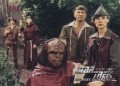 Star Trek The Next Generation Season Four Trading Card 380