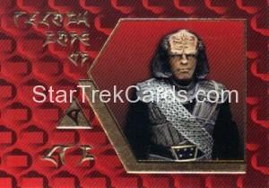 Star Trek The Next Generation Season Four Trading Card S20