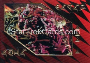 Star Trek The Next Generation Season Four Trading Card S21
