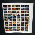 Star Trek IV The Voyage Home Trading Card Uncut Sheet Front