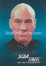 Star Trek Hostess Frito Lay Trading Card 1