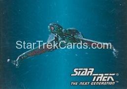 Star Trek Hostess Frito Lay Trading Card 15