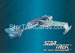 Star Trek Hostess Frito Lay Trading Card 16