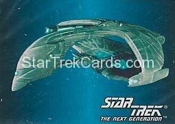 Star Trek Hostess Frito Lay Trading Card 18