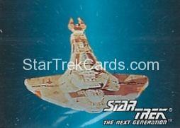 Star Trek Hostess Frito Lay Trading Card 22