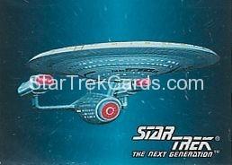 Star Trek Hostess Frito Lay Trading Card 23