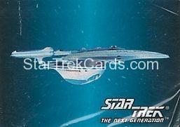 Star Trek Hostess Frito Lay Trading Card 24