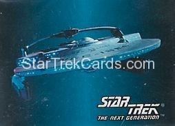 Star Trek Hostess Frito Lay Trading Card 25
