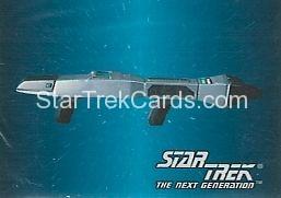 Star Trek Hostess Frito Lay Trading Card 34
