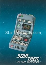 Star Trek Hostess Frito Lay Trading Card 35
