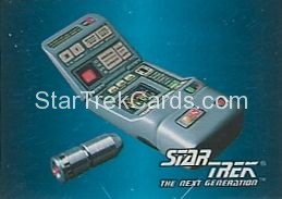 Star Trek Hostess Frito Lay Trading Card 36