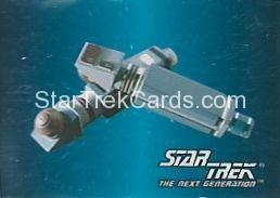 Star Trek Hostess Frito Lay Trading Card 37
