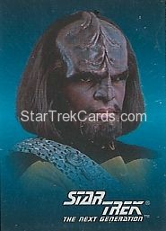 Star Trek Hostess Frito Lay Trading Card 4