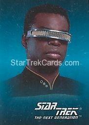 Star Trek Hostess Frito Lay Trading Card 5